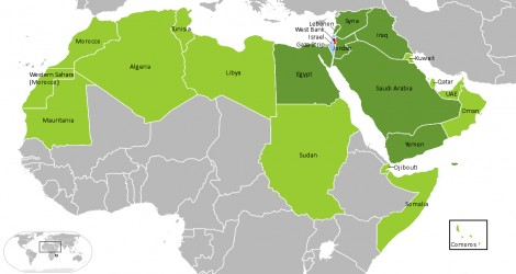 Israel and Arab Countries