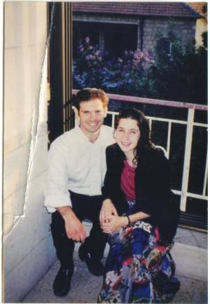 Matt Eisenfeld and Sara Duker