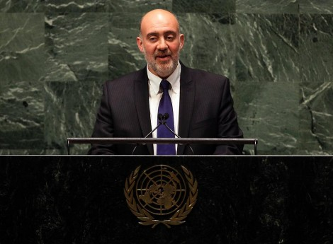 Israel Ambassador to the UN Ron Prosor