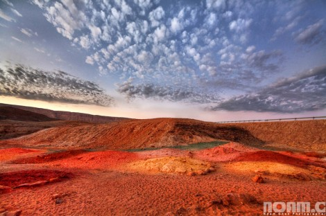 colored-sand-ramon-crater