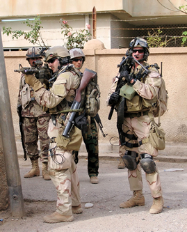 SEAL Team 3, for its actions in Ramadi, became the most decorated SEAL unit since Vietnam.