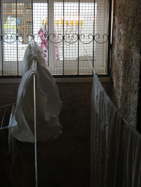 Lights and Laundry c. 2014 by Heddy Abramowitz