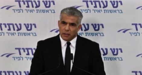 Yair Lapid (Youtube Screen Shot)