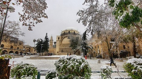 hurva-synagogue-under-snow