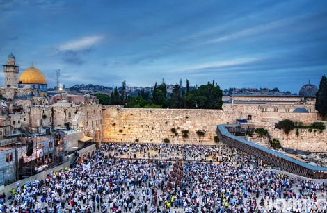 Jerusalem Day celebrations