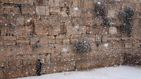 snowfall-at-the-western-wall