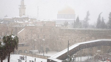 snowing-at-temple-mount
