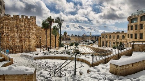 snowing-in-israel
