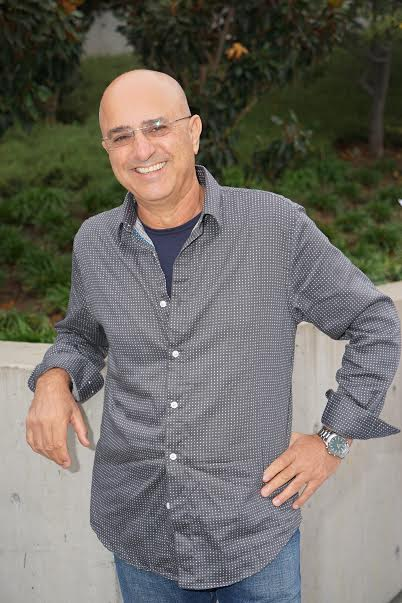 Dr. Yoav Nissan-Cohen, CEO of Zulla Vision-Photo Orly Halevy (October 2014)