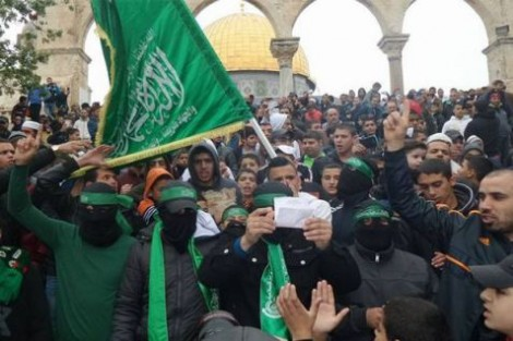 Hamas-on-Temple-Mount