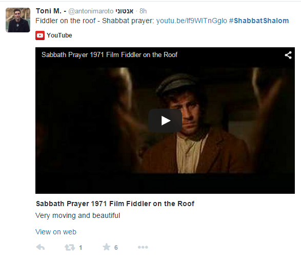 Fiddler On The Roof Youtube Links. Fiddler_on_the_roof