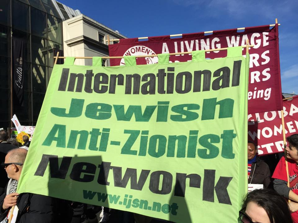 International Jewish Anti-Zionist Network at Time to Act