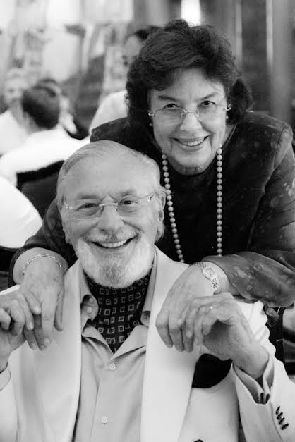 Ra'anan and wife Tamar Lurie