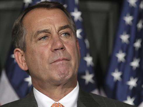 Speaker of the House John Boehner (OH, R)