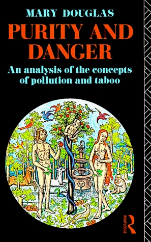 cover image of Purity and Danger by Mary Douglas