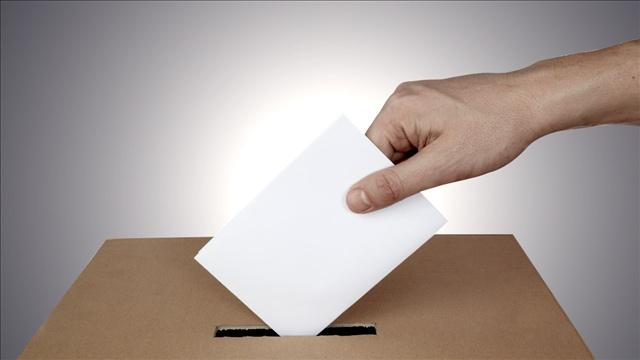 vote ballot box