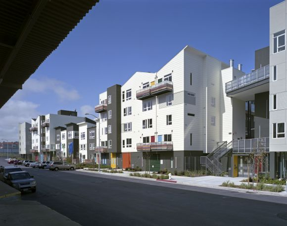 Award for Excellence Affordable Housing