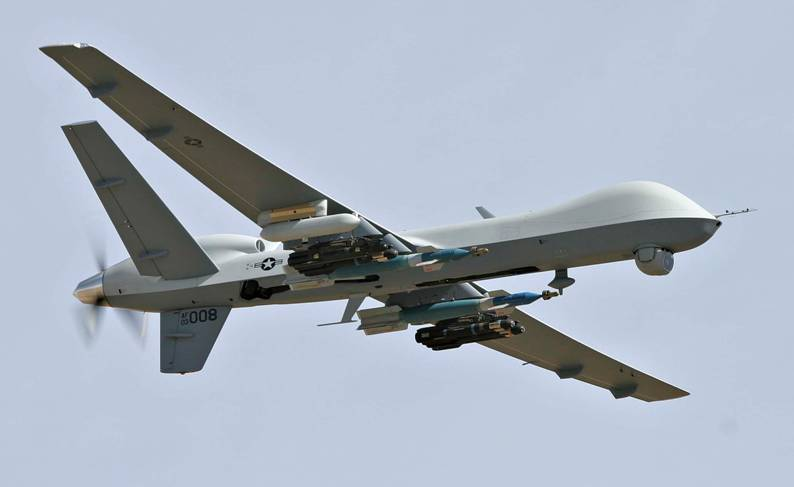 The Reaper drone with 14 Hellfire missiles can seek out and destroy more targets than the US often hits in Syria and Iraq in 24 hours.