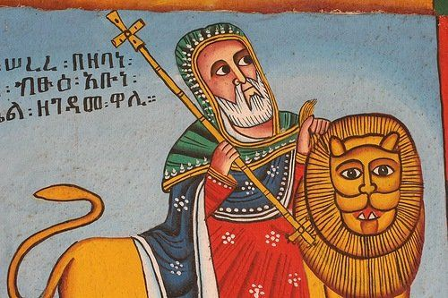 15.05.04.Ethiopian_icon_lion_ate_saint
