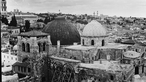 church-of-the-holy-sepulchre-jerusalem-1950
