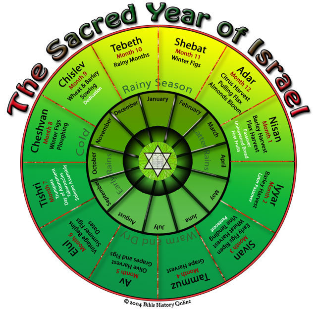 The Sacred Year of Israel