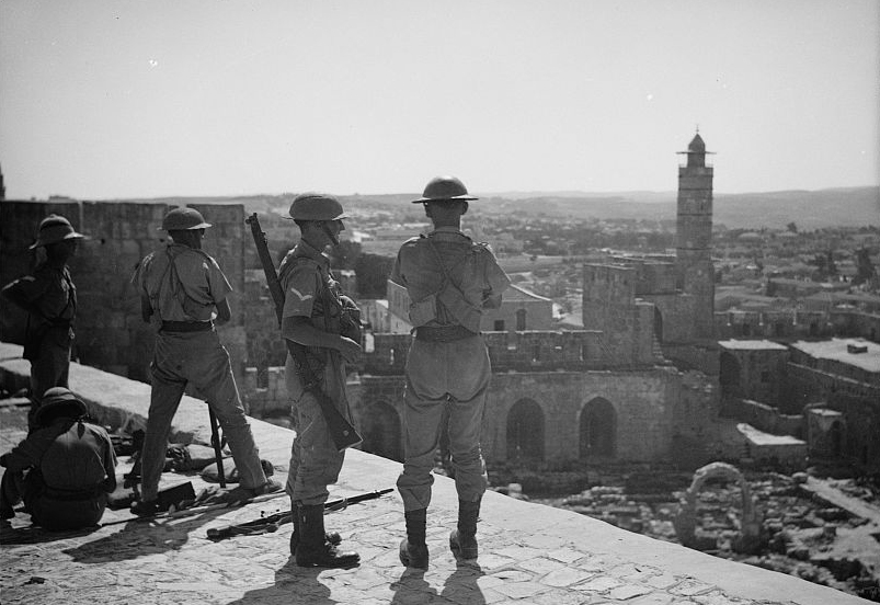 tower-of-david-jerusalem-israel-1938
