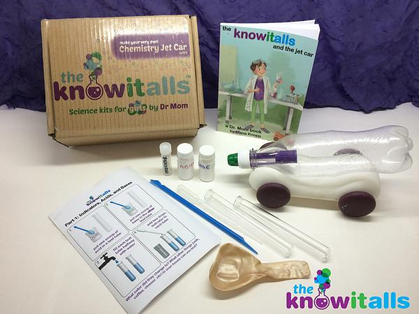 The KnowItAlls Everything you need to get  your awesomeness of science on.