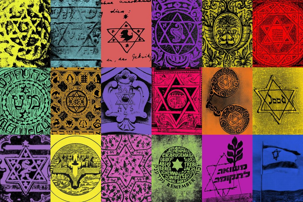 The History of the Star of David by Marc Bennett(LA)