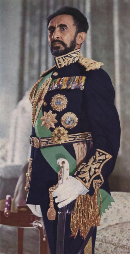 The Rastafarian Messiah. Emperor Haile Selassie I. Rastafarians hold that contrary to reports, the Emperor is still alive.