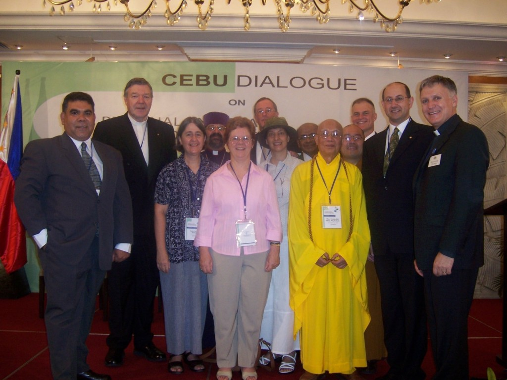 The Australian delegation to the Second Regional Dialogue, Cebu, 2006.