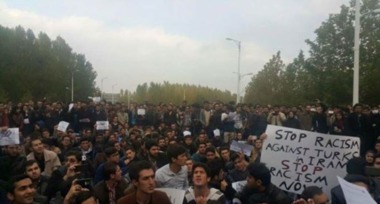 Protests in Southern Azerbaijan