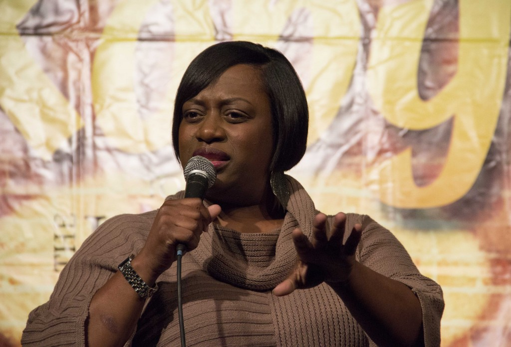 Erin Jackson - Comedy for Koby