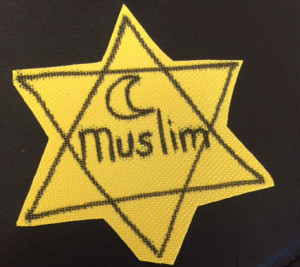 Yellow Star of David - Used by Davary
