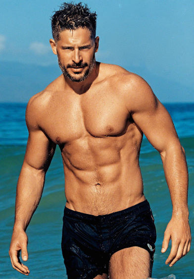 Joe Manganiello should be cast as Judah Maccabee (image courtesy of Joe Manganiello Web)