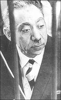 Sayyid Qutb, whom many consider to be the founding father of modern Islamic fundamentalism. (Credit: Redrawn to A Hard-Liner?, Page B02)