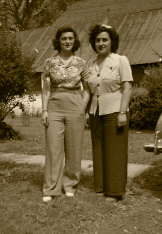 mom and betty