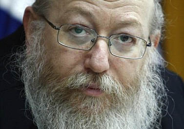 Israeli Israel Health Minister's deputy, Yakov Litzman during a Discussion about Israel's policy in providing dental care to civilians in the Israeli Knesset on December 15,2009.photo by Abir Sultan/Flash 90 *** Local Caption *** éò÷á ìéöîï áøéàåú ùéðééí éùéáä ëðñú