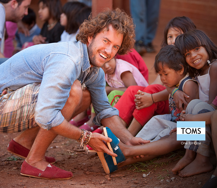 Buy Toms Shoes
