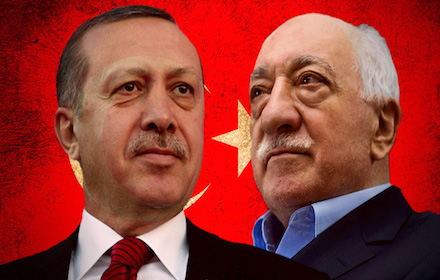 Image result for erdogan and gulen relationship