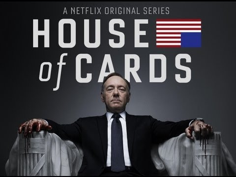 House of Cards promo photo of Kevin Spacey