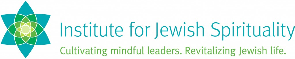 Institute for Jewish Spirituality logo