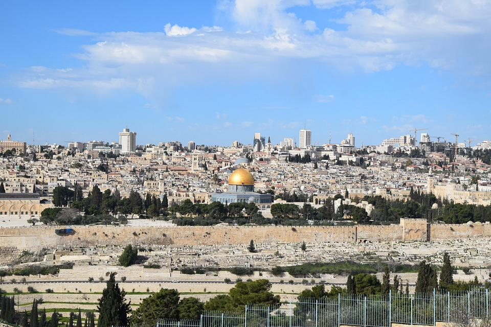 photo Panoramic view of Jerusalem