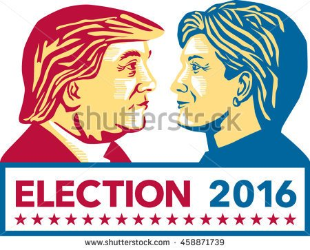 stock-vector-july-illustration-showing-republican-donald-trump-versus-democrat-hillary-clinton-face-458871739
