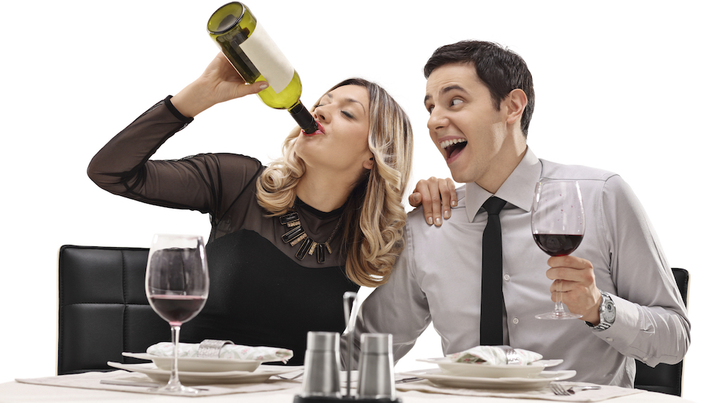 Image result for getting drunk on wine