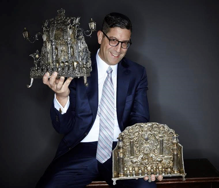 Jonathan Greenstein, Founder and Resident Historian, Appraiser and Auctioneer at J. Greenstein and Co.