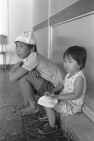 Vietnamese refugees who were granted Israeli citizenship by Begin's orders