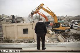 photo of home demolition