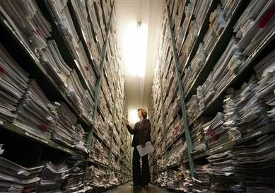 International Tracing Service Archives