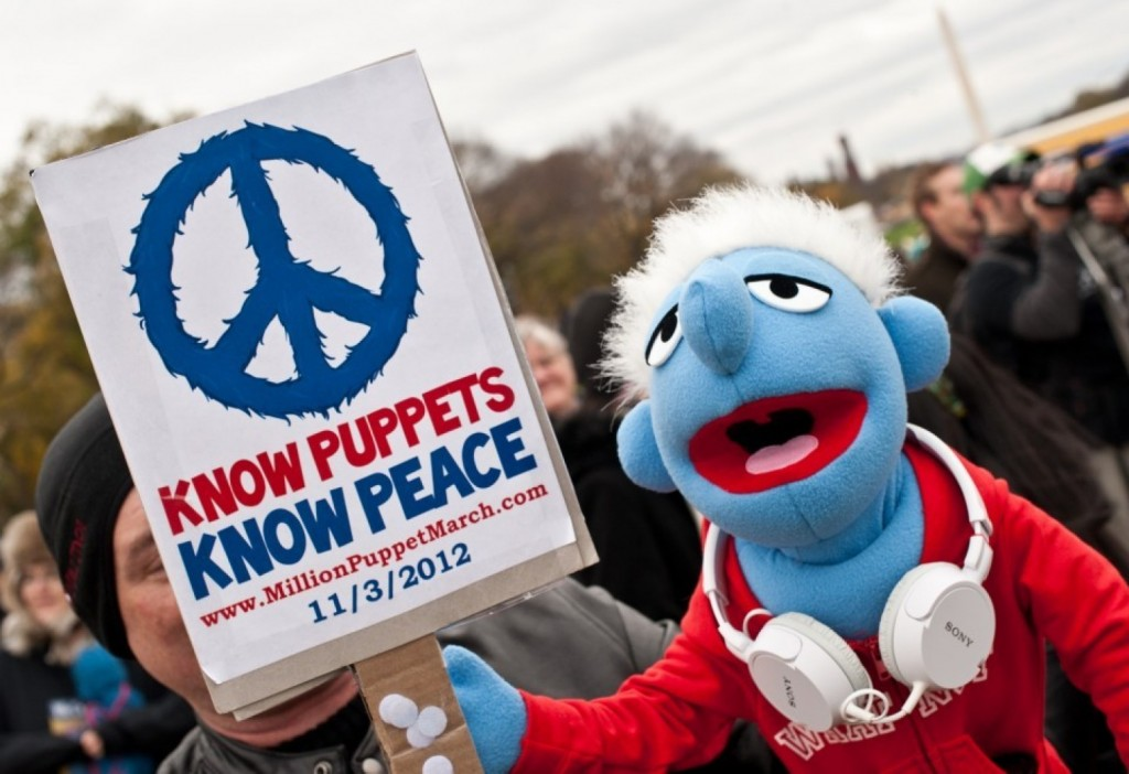 Million Puppet March