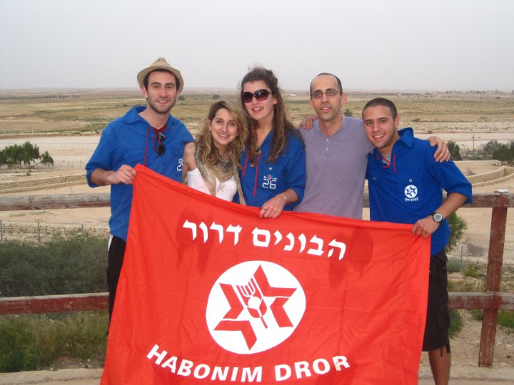 Habonim Dror Movement Worker Tsevet 2009/2010